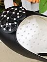 boa permeabilidade ao ar oval almofada em forma antepé silicion (2 peças)