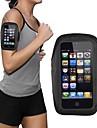 새로운 조정 벨트는 아이폰 5 / 5 초 방수 완장 케이스 (모듬 된 색상)를 스포츠