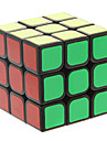 YONGJUN GUANLONG 3x3x3 Speed Puzzle Smooth Competition Version Magic Cube(Black)