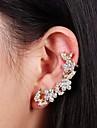 punhos mulheres moda orelha cor aleatória