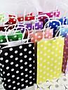 Ремесла партийные горошек бумаги GIF сумки портативный бумажный мешок