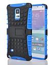 용 Samsung Galaxy Note 충격방지 / 스탠드 케이스 뒷면 커버 케이스 갑옷 PC Samsung Note 4
