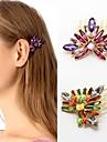 Z&X® элегантный волосы роскошные многоцветные (2 красит варианты: фиолетовый, зеленый)