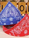 Cat / Dog Bandanas & Hats Red / Black / Blue Dog Clothes Spring/Fall Wedding / Cosplay