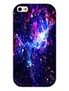 Galaxy Pattern Back Case for iPhone 4/4S