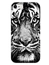 Tiger Pattern Back Case for iPhone 6s 6 Plus