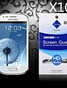 HD Screen Protector with Dust-Absorber for Samsung Galaxy S4 Mini I9190 (10 PCS)