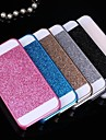 Solid Luxury Bling Glitter  Back Cover Case for iPhone 5/5S(Assorted Colors)