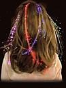 깜박 깜박 빛나는 빛나는 플래시 머리 머리 참신 파티 festivel 장식을 주도