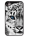 Тигр шаблон алюминиевая жесткий футляр для iPhone 4 / 4s
