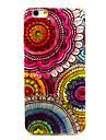 Sun Flower Colorful Pattern TPU Soft Cover for iPhone 6S Plus/6 Plus