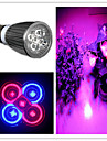 E26/E27 5W 5 High Power LED 500 LM Purple MR16 LED Spotlight AC 85-265 V