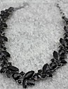 Black Statement Necklaces Party / Daily / Casual Jewelry