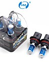 HM® Xenon Plasma 9007 12V 100/80W Halogen Lamp Headlight White Light Bulbs (a Pair)