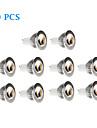 LED a pannocchia 30 SMD 2835 T GU10 7W 480 LM Bianco caldo / Luce fredda AC 220-240 V