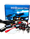 12V 55W H4 AC Hid Xenon Hight / Low  Conversion Kit 8000K