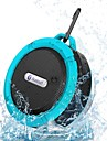 altoparlanti bluetooth senza fili 2.1 CH Portatile All\aperto Impermeabile Mini mic Bult-in