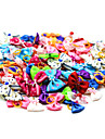 Cat Dog Hair Accessories Hair Bow Summer Spring/Fall Bowknot Cute Holiday 5pcs