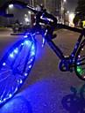 Luci bici , Lampadine LED - 1 Modo 400 Lumens Colori che cambiano USB Ciclismo/Bicicletta Bianco Bicicletta NO