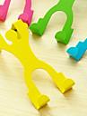 человек форма из нержавеющей над дверными крючками кабинета одежда крючок (случайный цвет)