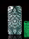 Aztec Mandala Pattern Glow in the Dark Hard Case for iPhone 5 / iPhone 5 S