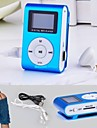 8G Mp3 Mini Lettore Clip USB LCD Screen Rechargeable Radio Player