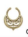 Femme Bijoux de Corps Anneaux de nez & Goujons Piercing nasal Acier inoxydable Style Punk Bijoux Quotidien Decontracte 1pc