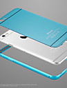 caja trasera protectora de metal y marco de parachoques resistente a los golpes para el iphone 5 / 5s (colores surtidos)