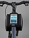 ROSWHEEL® Sykkelveske 1.8LVesker til sykkelramme Mobilveske Multifunksjonell Beroeringsskjerm Sykkelveske PVC 600D Polyester Sykkelveske