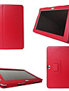 Smart Folio PU Leather Stand Case Cover For Samsung Galaxy TabTab 2 10.1 (P5100/P5110) Tablet Multi-color