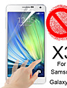 protetor de tela fosco para Samsung Galaxy a3 (3 pecas)