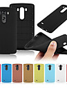 BIG D Silica Gel Honeycomb Soft Case for LG G3 (Assorted Colors)