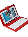 DGZ universele toetsenbord en case voor 7-inch tablets andriod