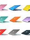 2 in 1 Candy Colors Soft Touch Plastic Hard Case Cover & Keyboard Cover for Macbook Pro 15\'\' wit Retina(Assorted Color)