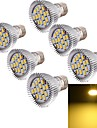 6YouOKLight®  E27 7.5W  CRI=80 Warm White 3000K 700lm 15-LED5630 LED Spotlight (AC 85~265V)
