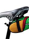 Bike Bag 1LMuut Pölynkestävä / Monitoiminen polkupyörä Bag Oxford Pyöräilylaukku Pyöräily 15*5*6.5cm