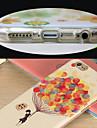 Pour Coque iPhone 6 Coques iPhone 6 Plus Etuis coque Motif Coque Arrière Coque Balloon Flexible PUT pouriPhone 6s Plus iPhone 6 Plus