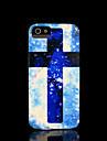 Cross Pattern Cover for iPhone 4 Case / iPhone 4 S Case