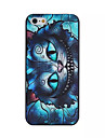 Mysterious Smile Pattern PC Phone Case For iPhone 5/5S