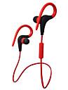 소음 스포츠 아이폰 마이크 및 볼륨 리모콘으로 떨어지는 헤드폰 귀고리 avoide를 실행 분리