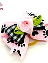 Hair Accessories for Dogs / Cats Pink Spring/Fall Wedding / Cosplay Mixed Material