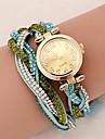 10 colors Ladies Luxury Rhinestone Wrap Bracelet Quartz Fashion Watch For Women Watch Dress Relogio Feminino Montre Femme Cool Watches Unique Watches