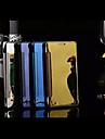 Pour Samsung Galaxy Coque Miroir / Clapet / Transparente Coque Coque Integrale Coque Couleur Pleine Polycarbonate Samsung A8 / A7 / A5