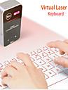2.0 USB ultra-portable clavier laser de projection virtuelle sans fil pour HID touche Super complet