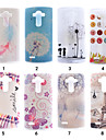 For LG Case Pattern Case Back Cover Case Cartoon Soft TPU LG