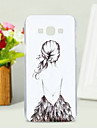 Painted PC Phone Case for Galaxy A8/A7/A5/A3