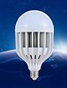 24W E26/E27 Круглые LED лампы A60(A19) 48 SMD 5730 180 lm Тёплый белый / Естественный белый Декоративная AC 220-240 V 1 шт.