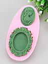 espelho e MANAM silicone fondant bolo de bolo de chocolate moldes, ferramentas de decoracao artigo de forno sm-375