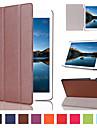 7,9 pouces modele triple deployante de haute qualite etui en cuir PU pour iPad (2017) Pro10.5 Pro9.7 iPad Air Air2 iPad234 mini 1234