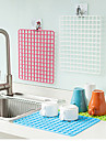 Drain Fruit And Vegetable Sink Cabinet Pad Random Color